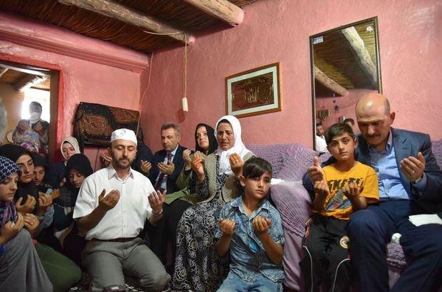 Son dakika... Cumhurbaşkanı Erdoğan PKK tarafından katledilen Bengi'nin ailesiyle görüştü