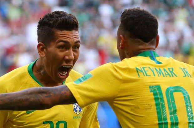 Brezilya - Meksika
