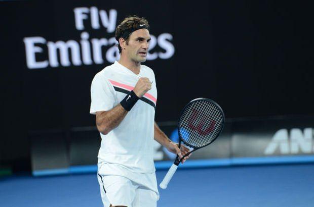İngiltere Roger Federer