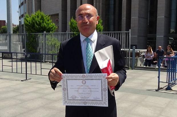 CHP'li Mahmut Tanal'dan dokunulmazlık değerlendirmesi