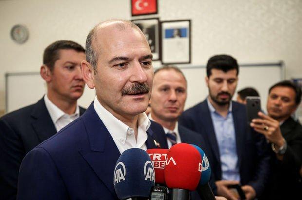 Son dakika: Süleyman Soylu'dan şehit cenazeleri açıklaması