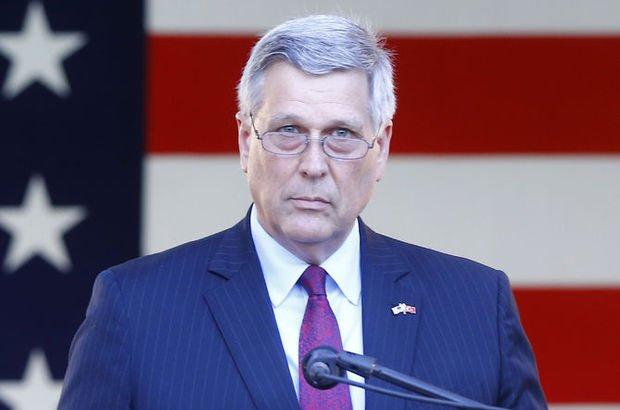 ABD Maslahatgüzarı Philip Kosnett'ten büyükelçi açıklaması