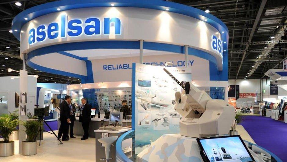 ASELSAN'dan 94 milyon euroluk anlaşma