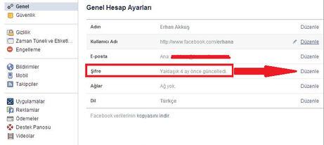 Facebook Şifre Kırma Programı
