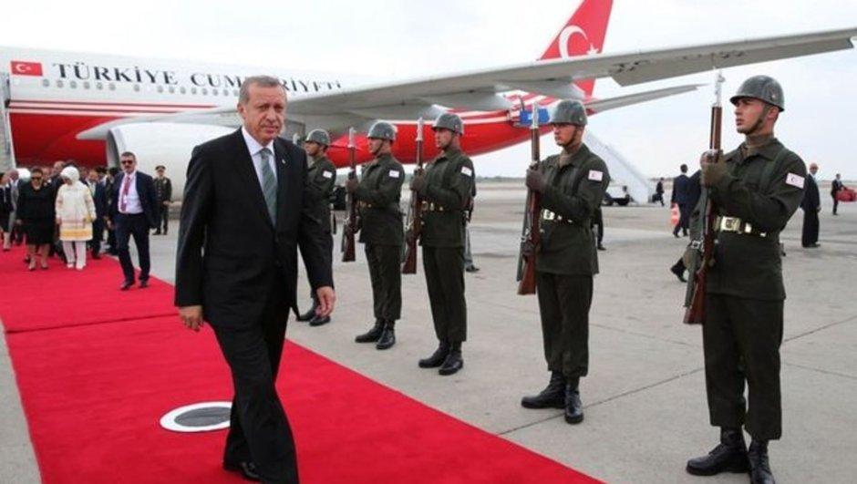 Cumhurbaşkanı Erdoğan ilk yurtdışı ziyaretlerini Azerbaycan ve KKTC'ye yapacak