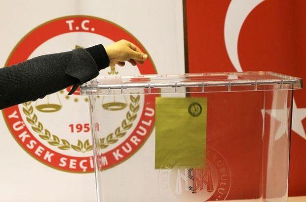 Erken yerel seçim