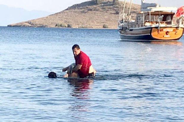 Mehmet Kocadon, Muğla, tatil, boğulmak