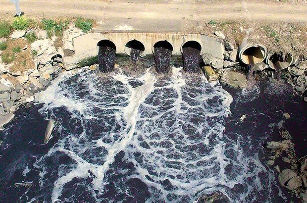 2 bin 600 sanayi tesisinin atıkları Ergene Nehri'ne dökülüyor ...