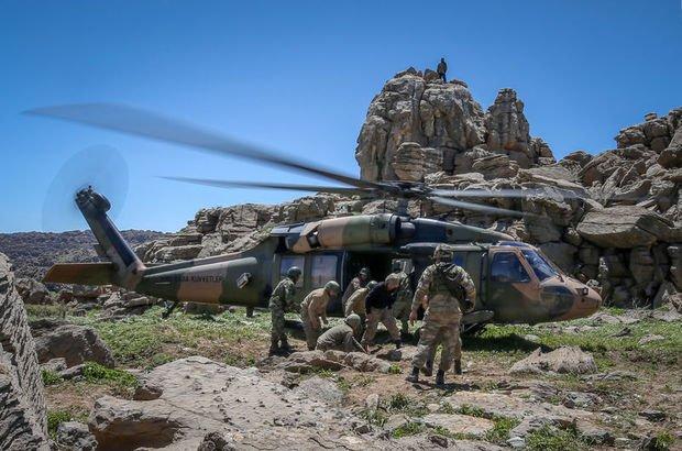 PKK'ya operasyon