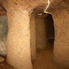 Bayburt'un gizemli yeraltı şehrinin sırrı çözülecek!