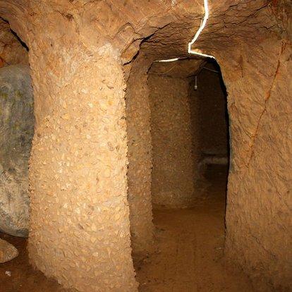 yeraltı şehri