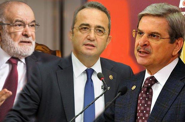 CHP, İYİ Parti ve Saadet'ten ittifak ve idam açıklamaları