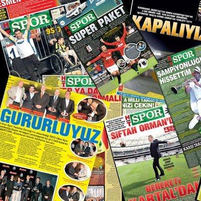 Gazete Habertürk Spor