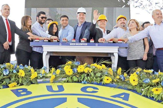 Levent Piriştina, Buca, İzmir, proje