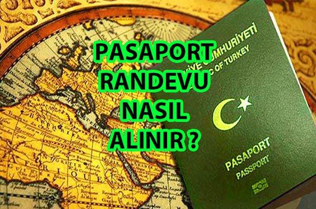 Pasaport randevusu