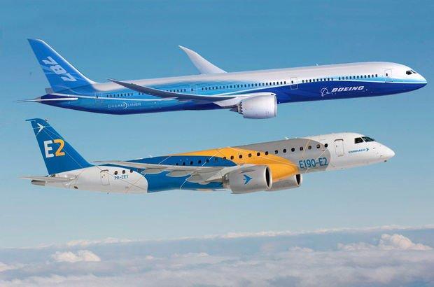Boeing, Embraer