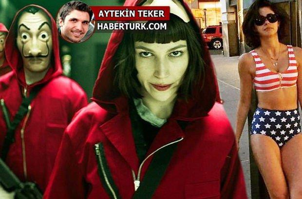 Türk oyuncu, La Casa De Papel'de rol alacak mı?