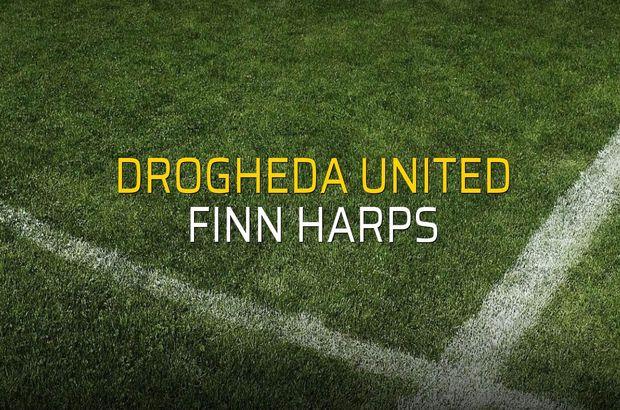 Drogheda United - Finn Harps düellosu