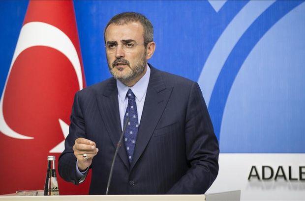 AK Parti Sözcüsü Ünal