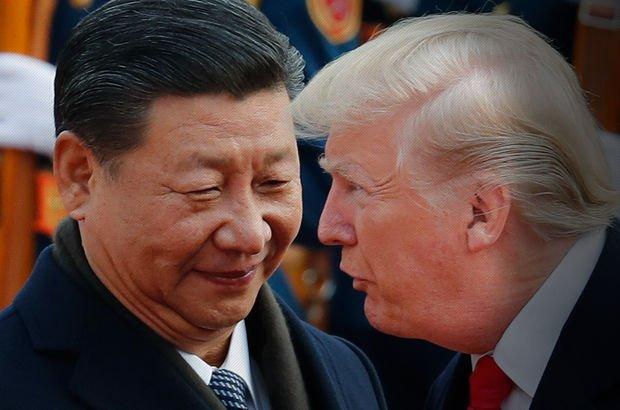ABD Çin  ek vergi