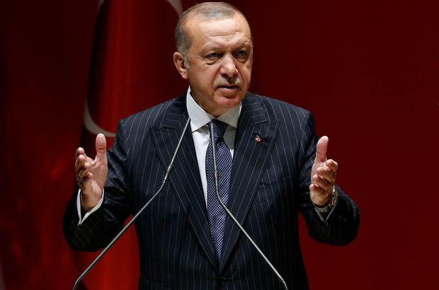SON DAKİKA Cumhurbaşkanı Erdoğan