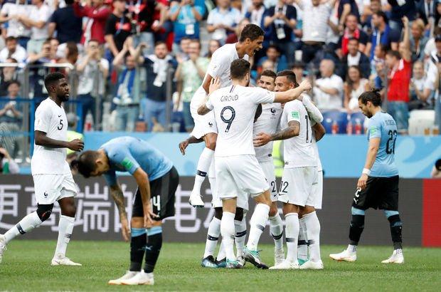 Uruguay - Fransa