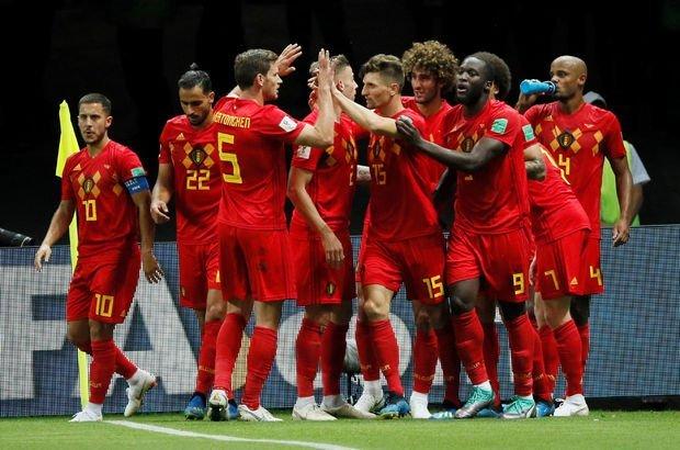 Brezilya Belçika maç sonucu ve özeti! Kupa Avrupa'ya gidiyor! Bir sürpriz daha!