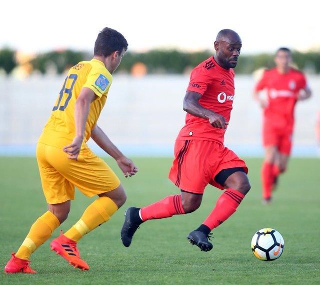 Beşiktaş - BFC Siofok MAÇ SONUCU