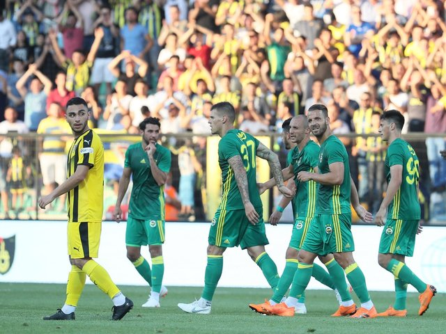 İstanbulspor - Fenerbahçe MAÇ SONUCU - İstanbulspor - Fenerbahçe maçı ne zaman hangi kanalda yayınlandı?