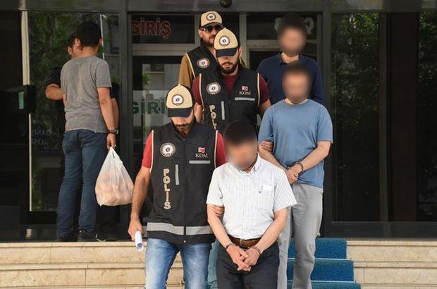 Son dakika... Eskişehir'deki FETÖ operasyonunda 7 kişi tutuklandı