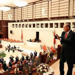 MECLİS'TE YENİ DÖNEM RESMEN BAŞLADI!