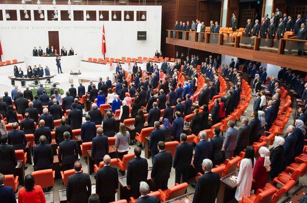Cumhur İttifakı AK Parti MHP TBMM