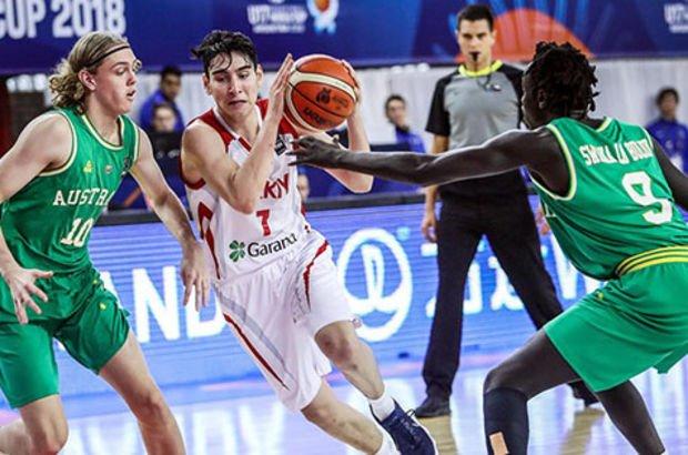 U17 Basketbol Milli Takımı