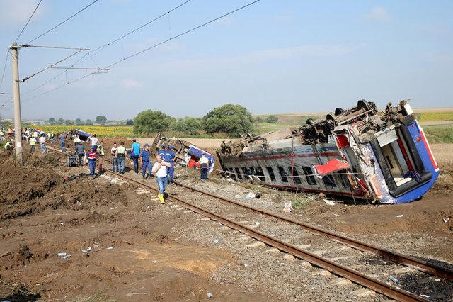 Trenle Kazalar: nedenleri, sonuçları