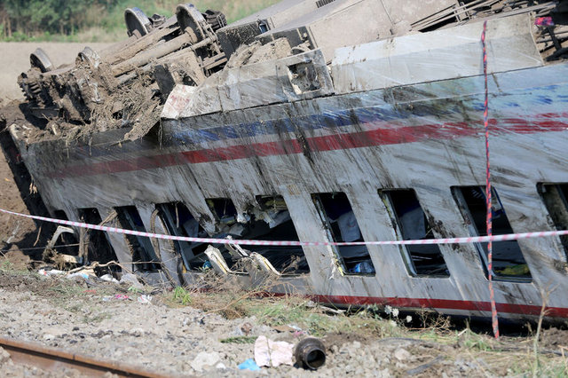 Tekirdağ çorluda Tren Kazasının Nedeni Ortaya çıktı Tren