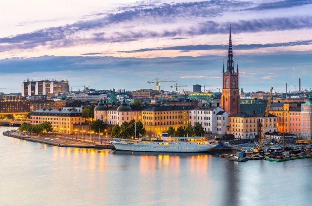 İsveç Stockholm