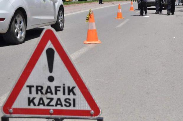 Aydın'ın Çine ilçesindeki trafik kazasında 3 kişi yaralandı