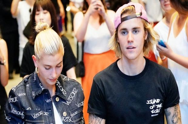 Justin Bieber ABD'li manken Hailey Baldwin ile nişanlandı