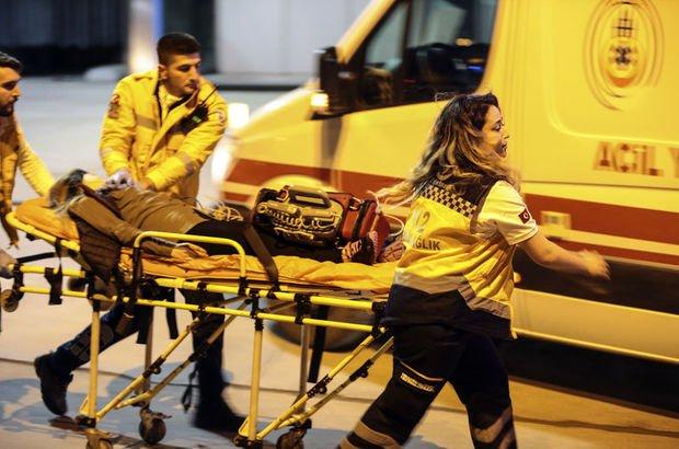 kadın ambulans şoförü