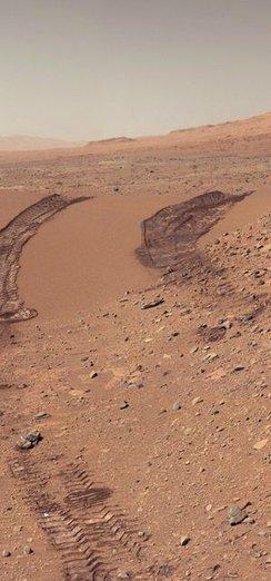 Mars'ın toprağı Dünya'ya gönderilecek!