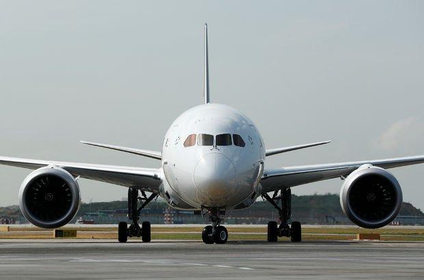 Elektrikli uçak kalkışa geçiyor