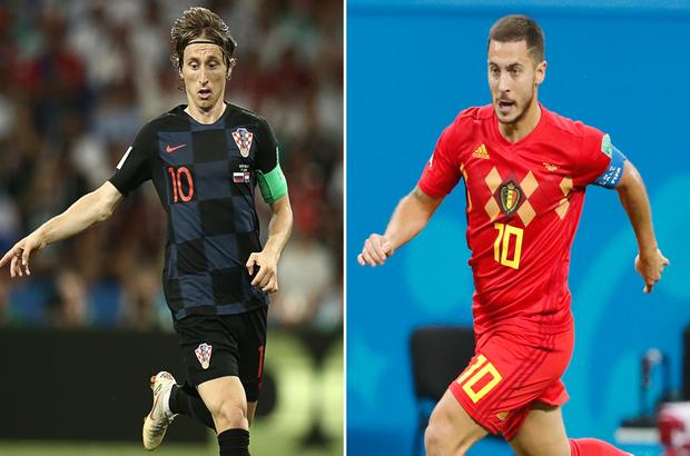 Dünya Kupası 2018: Belçika ve Hırvatistan gibi iki küçük ülkenin başarılarının sırrı ne?
