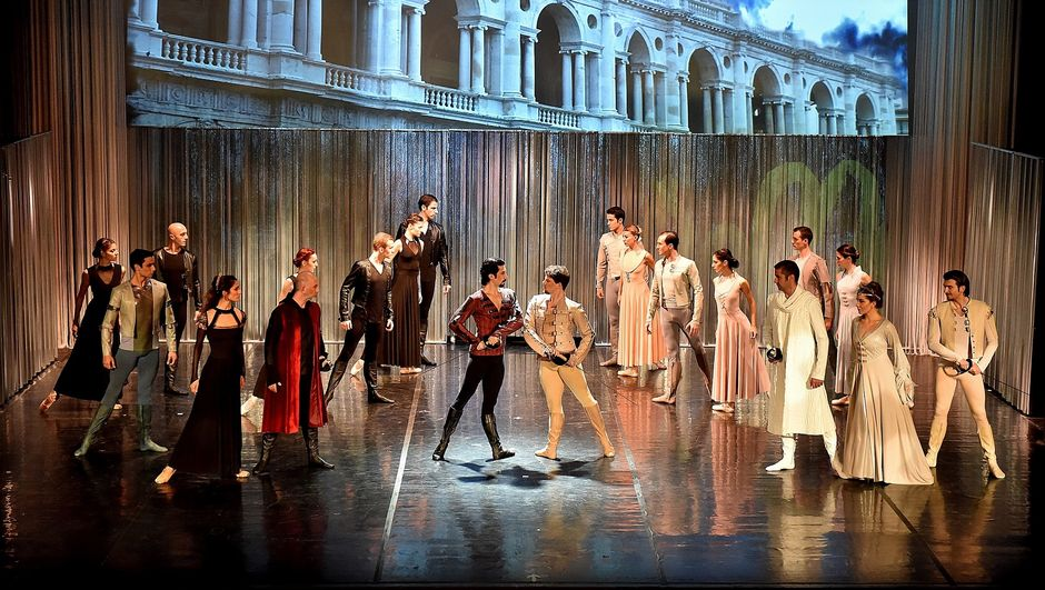 """Opera Festivali """"Romeo ve Juliet"""" ile sona eriyor"""