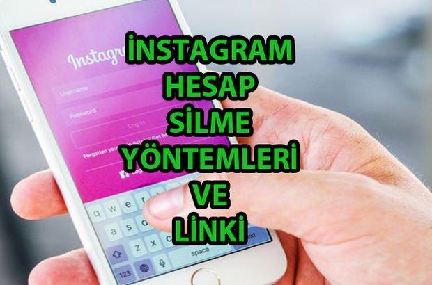 Instagram silme işlemi nasıl yapılır?