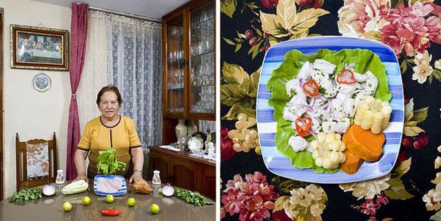 İşte dünyadan büyükanne yemekleri