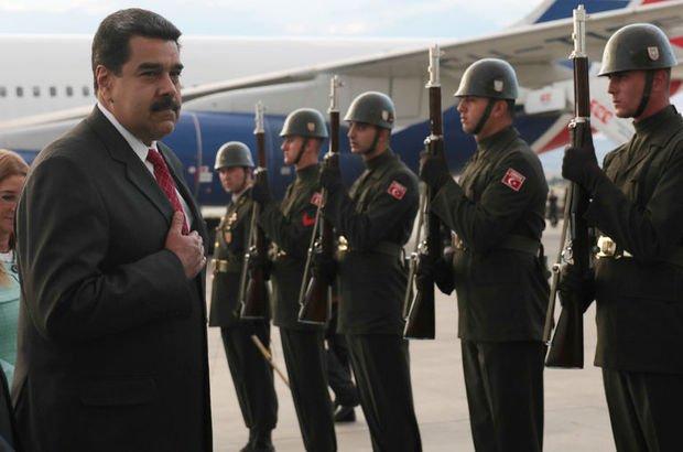 Maduro'dan