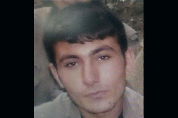 Gri listede aranan terörist Tunceli'de etkisiz hale getirildi