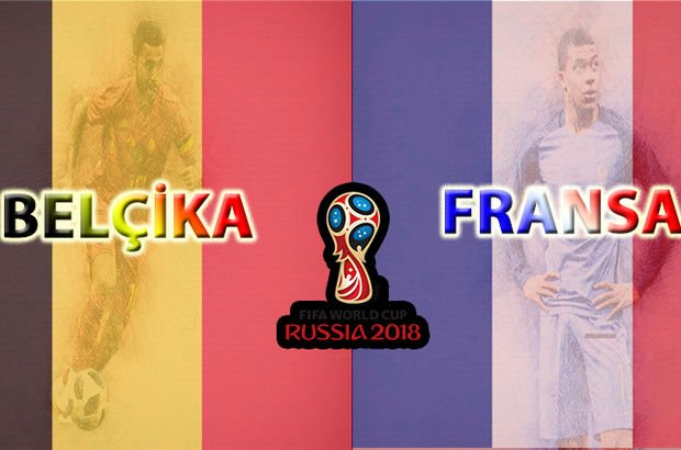 Fransa-Belçika maçı