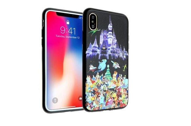 Dream Big Princess iPhone X