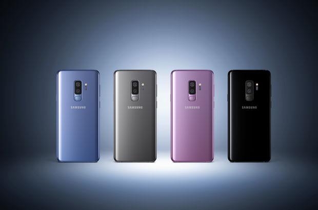 Samsung Galaxy 10+ 5 kamera